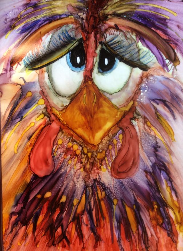 Chicken by Denise Johnson