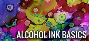 Alcohol Ink Basics