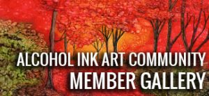 Alcohol Ink Art Gallery
