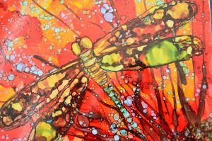 Dragonfly by Kellie Chasse