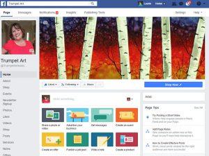 Trumpet Art FB Page