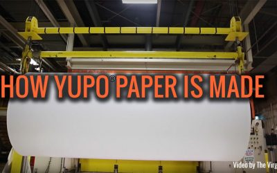 Yupo®Paper: How It's Made