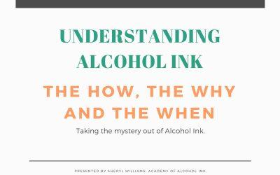 Understanding Alcohol Ink – Lesson #1 Understanding Alcohol