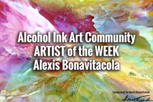 Artist of the Week, Alexis Bonavitacola