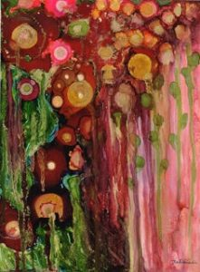 Floating Garden by Barbara Nahmias