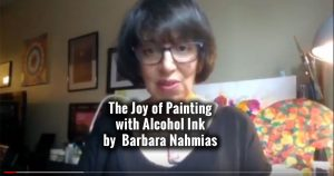 The Joy of Painting with Alcohol Ink