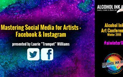 Mastering Social Media for Artists – Facebook & Instagram
