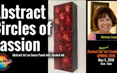 Abstract Circles of Passion