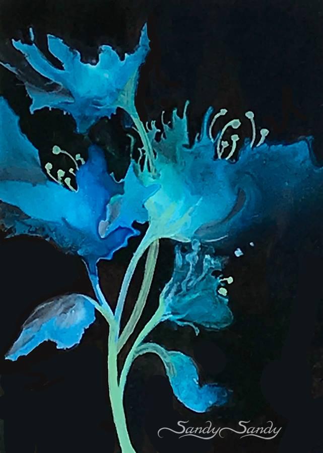 Floral by Sandy Sandy