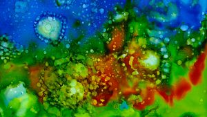 Alcohol Ink Art Conference Fall 2018