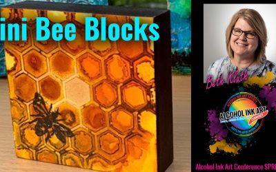 Mini Bee Blocks