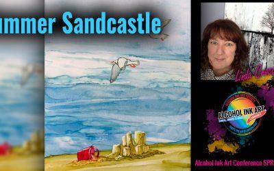 Summer Sandcastle