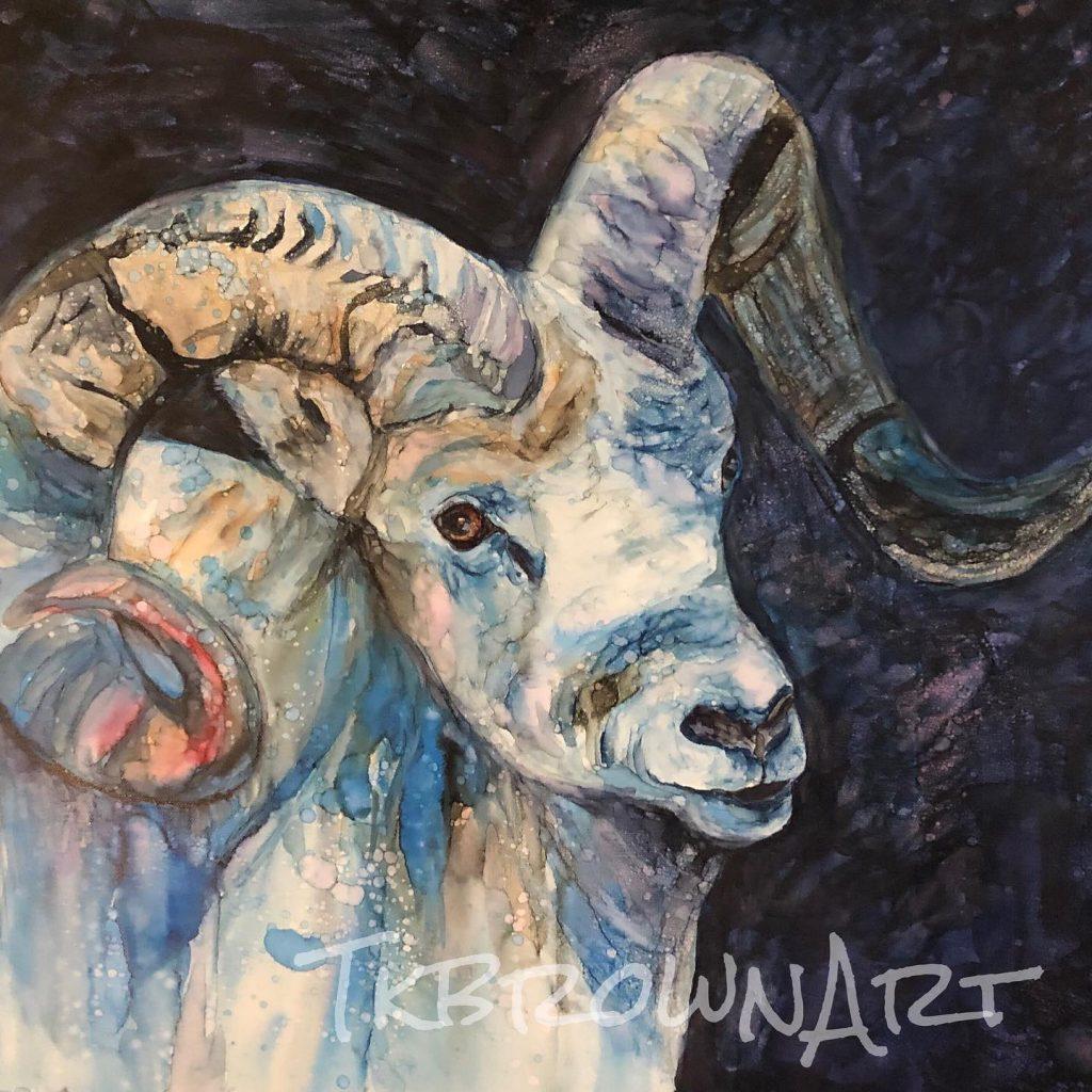 Ram by Teresa K. Brown