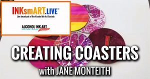 Creating Coasters with Jane Monteith