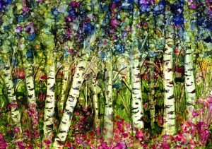 by Francine Dufour Jones