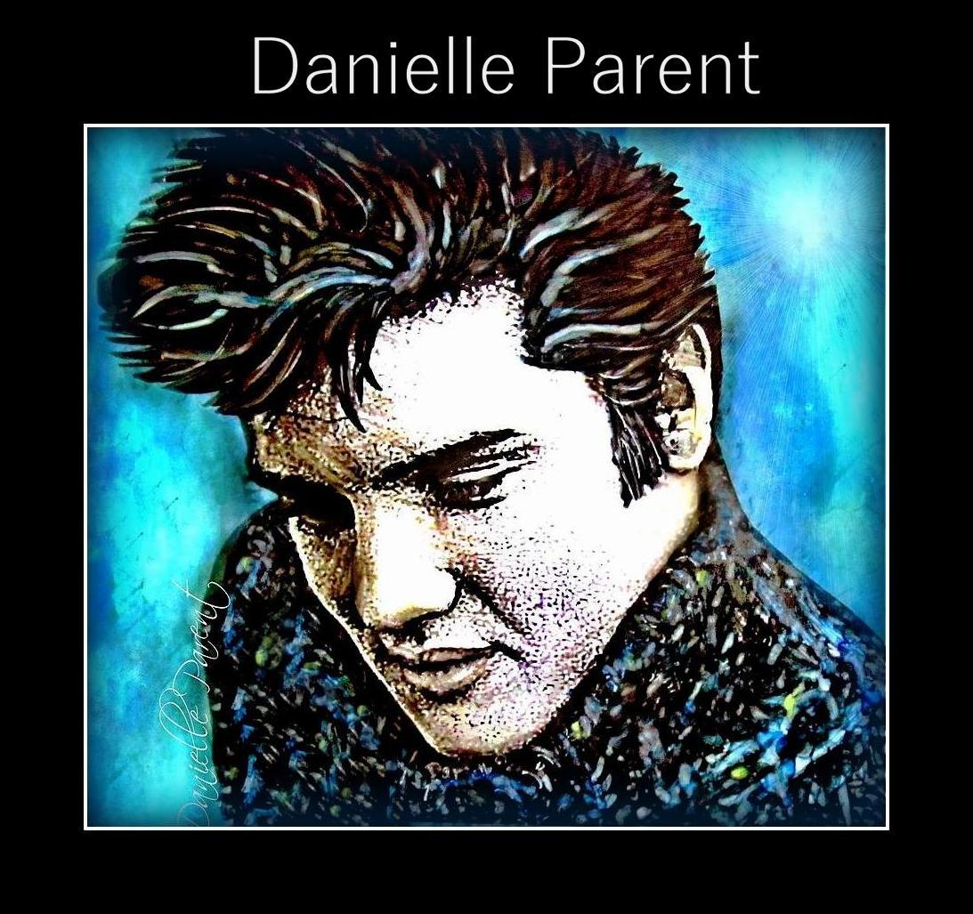 Elvis by Danielle Parent
